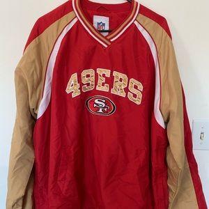 Vintage SF 49ers crewneck